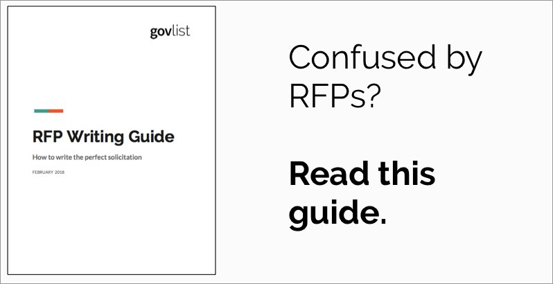 how to send an rfp email